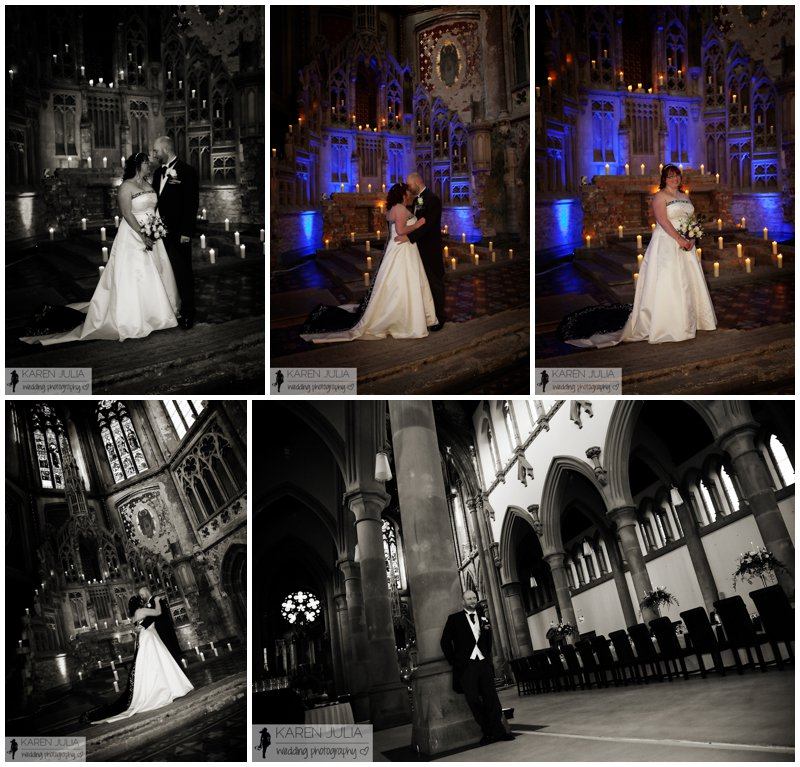 Manchester Monastery Wedding Photography