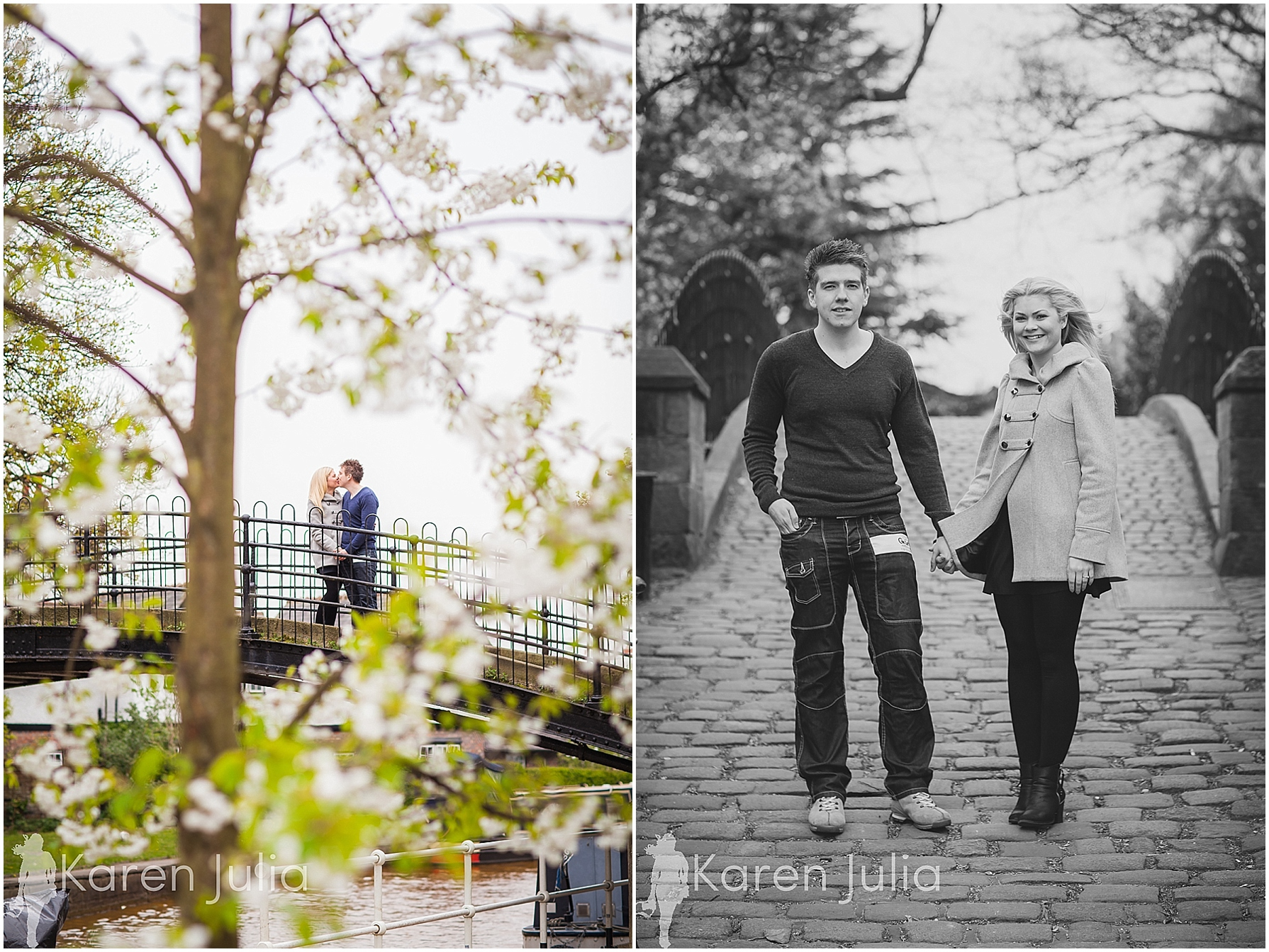 Bridgewater Canal Engagement Shoot