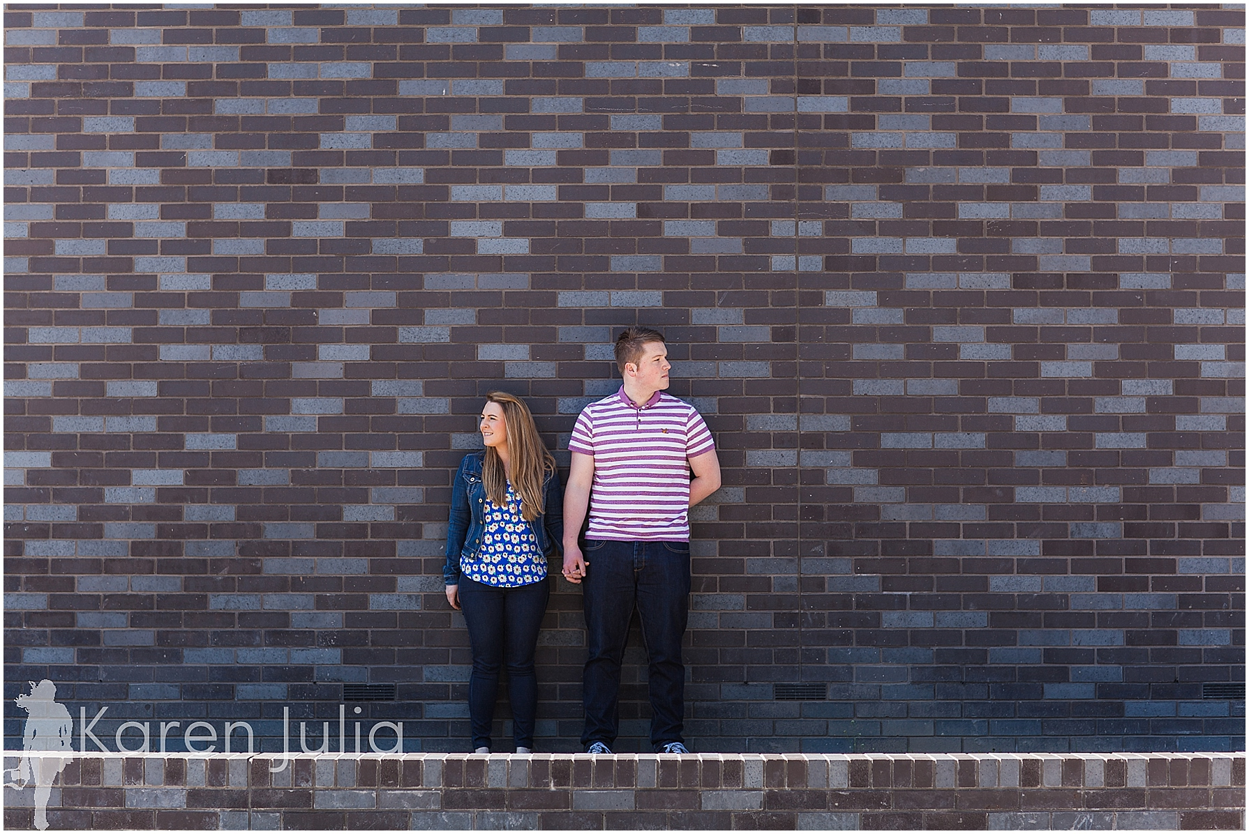 Salford Quays Summer Engagement Shoot