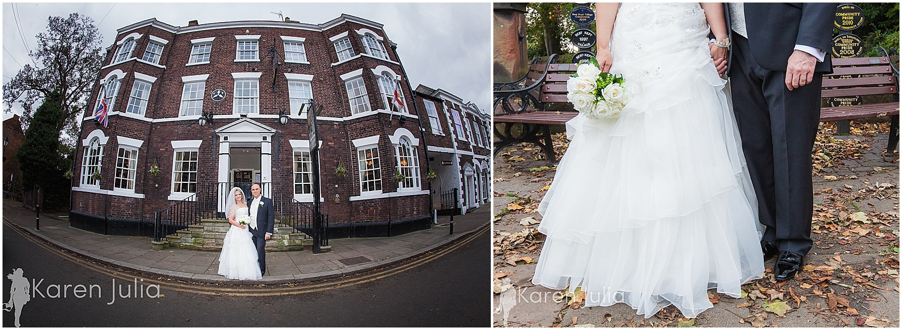 The Swan Hotel Wedding Photography