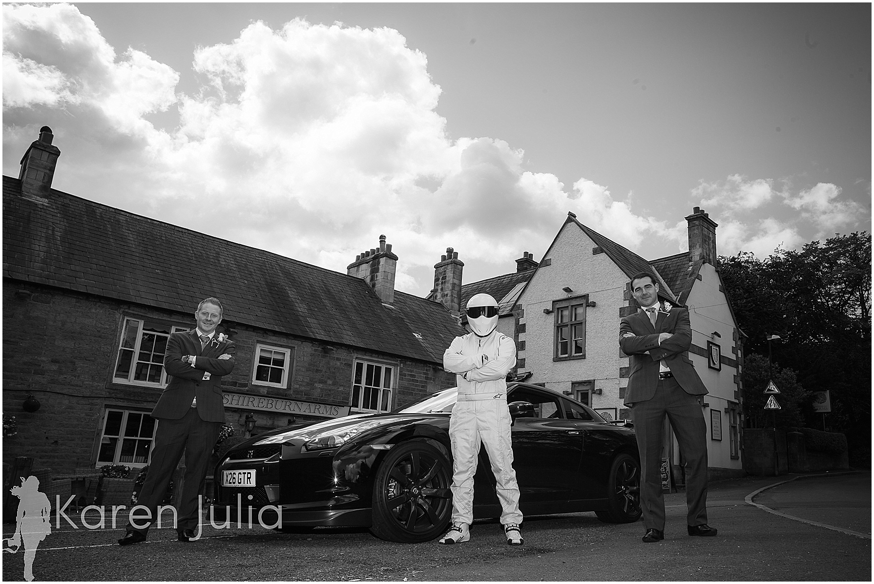 Shireburn Arms Wedding Photography