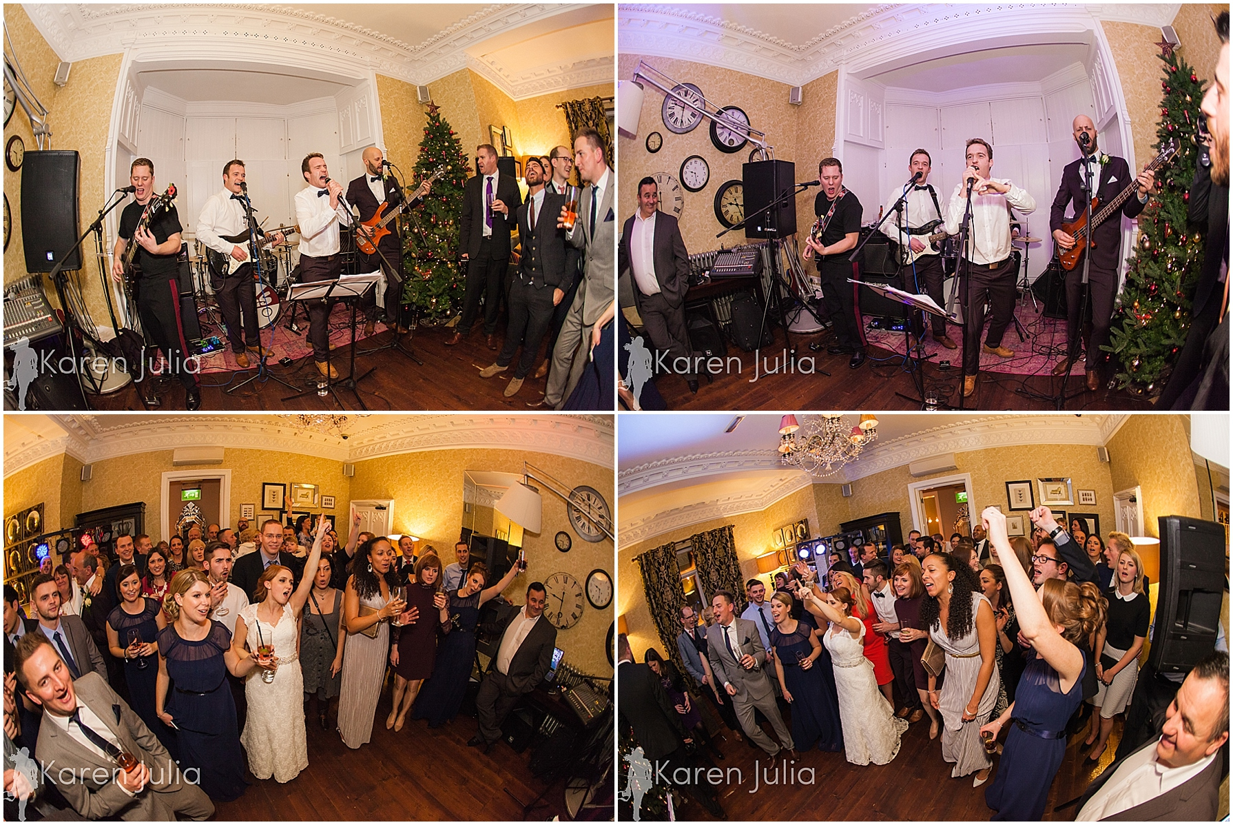 Didsbury House Hotel Winter Wedding Photography