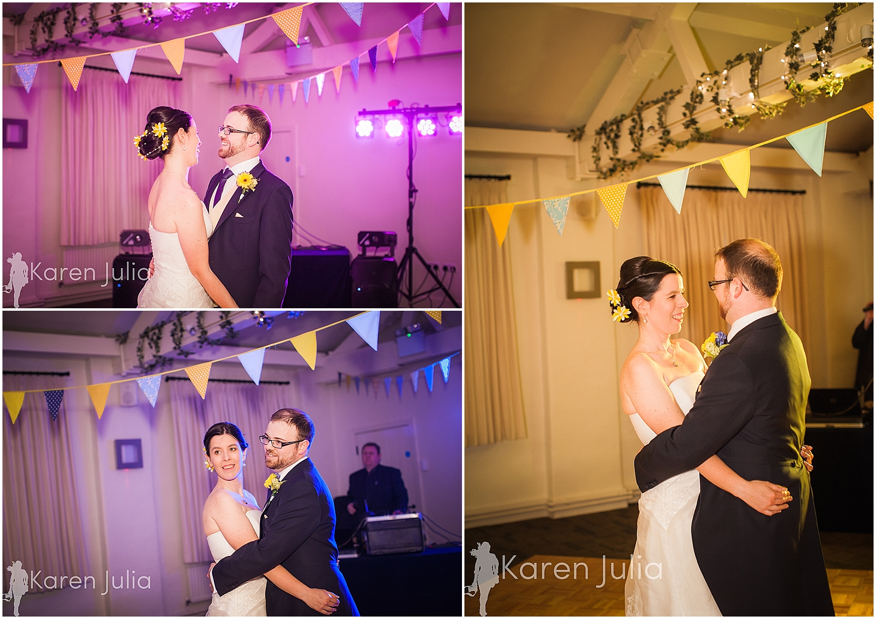 Quarry Bank Mill wedding first dance