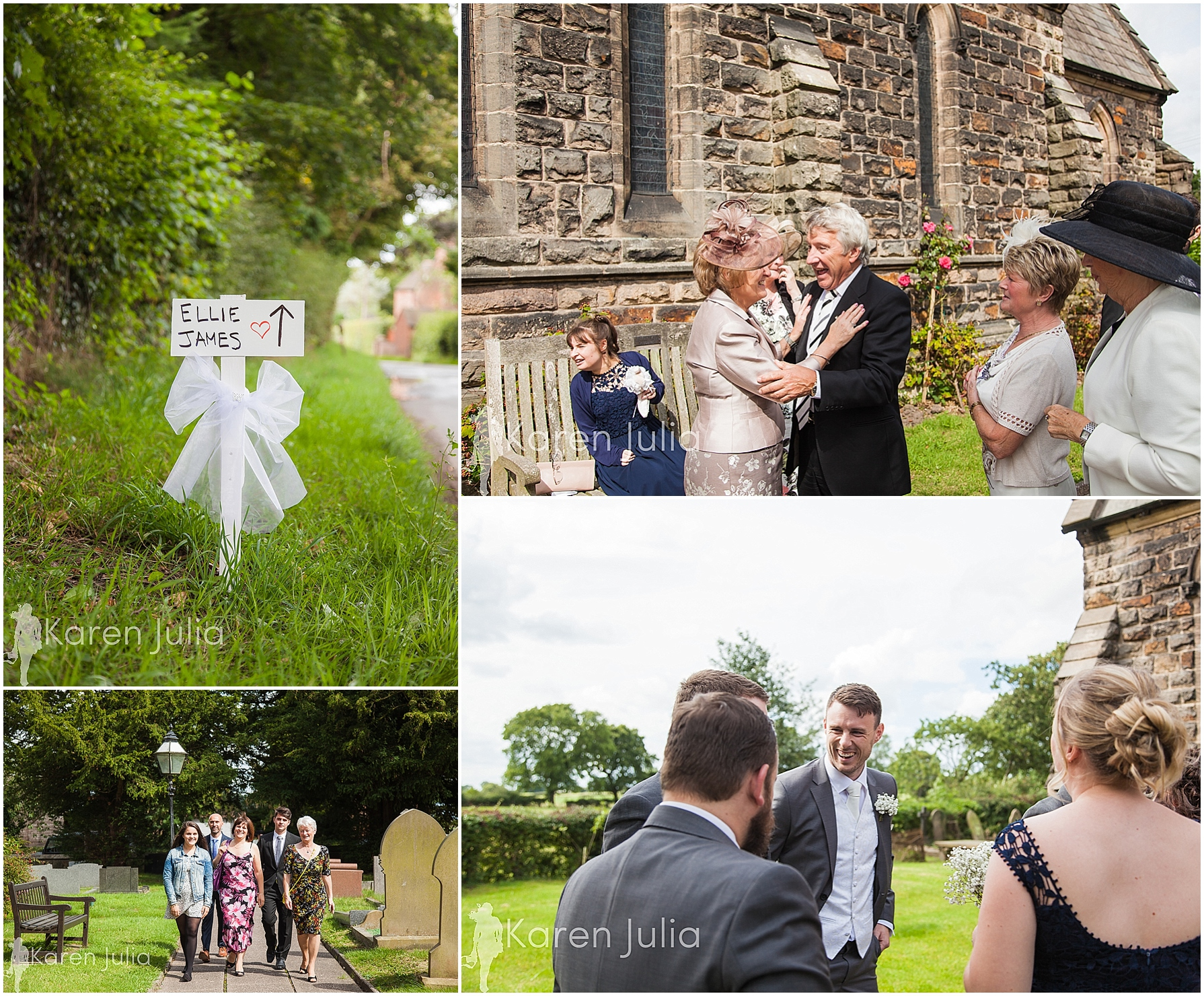 Cheshire Wedding Photography Smallwood