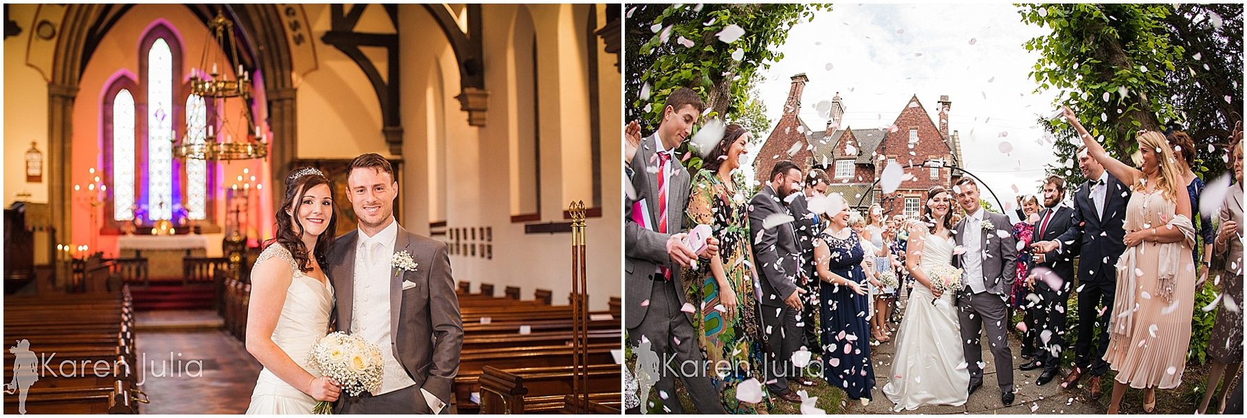 Cheshire Wedding Photography Smallwood village church