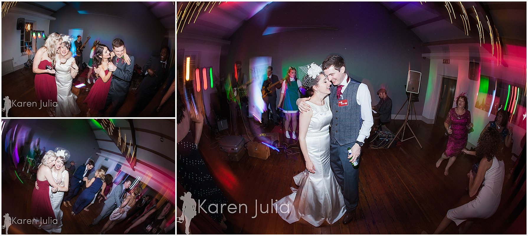 Geeky Rainy Rooms Wedding Photography