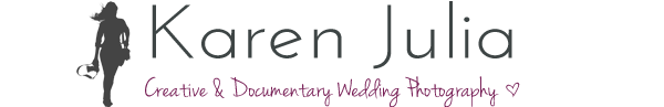 Manchester Wedding Photography | Karen Julia logo